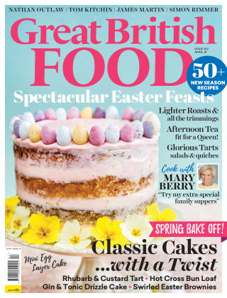 Great British Food Apr 2019