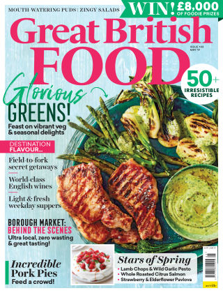 Great British Food May 2019