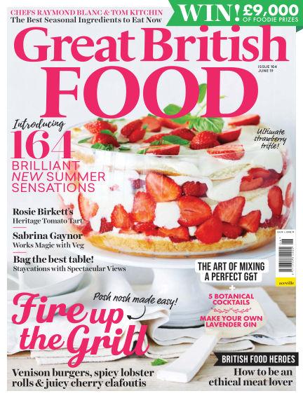 Great British Food May 16, 2019 00:00