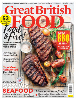 Great British Food July2019