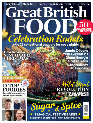 Great British Food NOV19