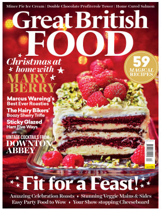 Great British Food December2019