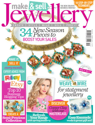 Make & Sell Jewellery Issue 59
