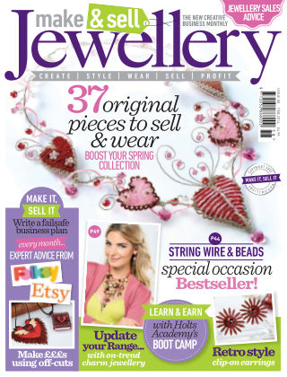Make & Sell Jewellery Issue 58