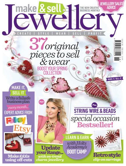 Make & Sell Jewellery February 01, 2014 00:00