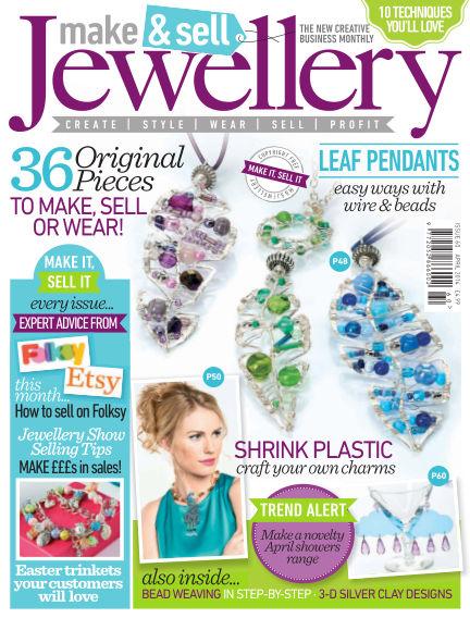 Make & Sell Jewellery April 01, 2014 00:00