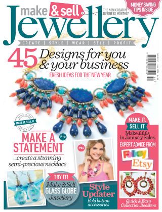 Make & Sell Jewellery Issue 57
