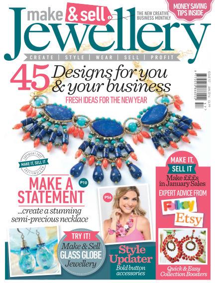 Make & Sell Jewellery January 01, 2014 00:00