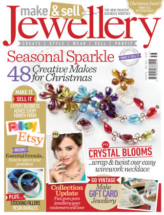 Make & Sell Jewellery Issue 56