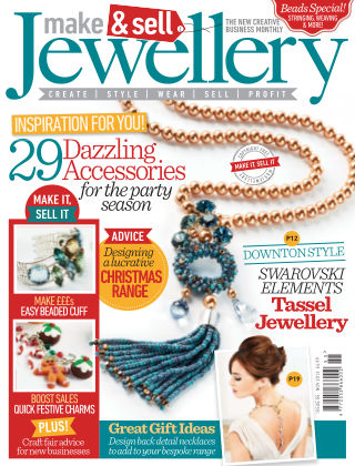 Make & Sell Jewellery Issue 55
