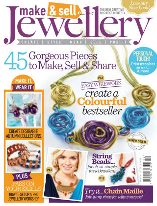 Make & Sell Jewellery Issue 54