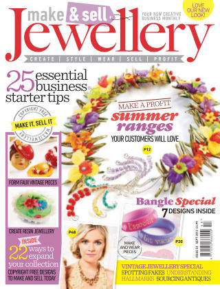 Make & Sell Jewellery Issue 53