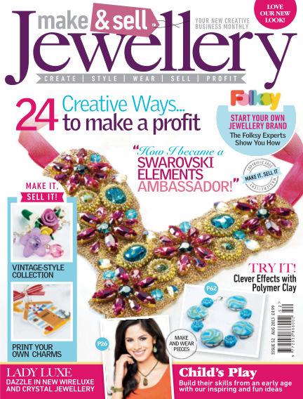 Make & Sell Jewellery August 01, 2013 00:00