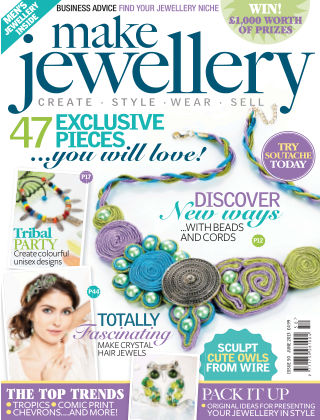 Make & Sell Jewellery Issue 50