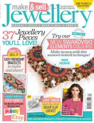 Make & Sell Jewellery June 2014