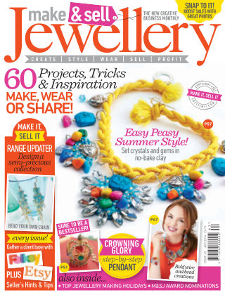 Make & Sell Jewellery July 2014