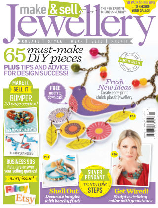 Make & Sell Jewellery August 2014
