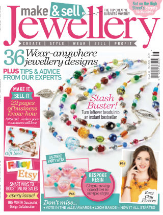 Make & Sell Jewellery October 2014