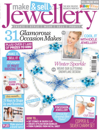 Make & Sell Jewellery December 2014