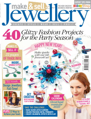 Make & Sell Jewellery January 2015