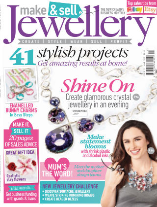 Make & Sell Jewellery March 2015