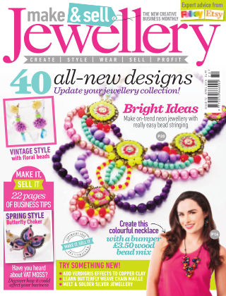 Make & Sell Jewellery April 2015