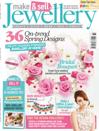 Make & Sell Jewellery May 2015