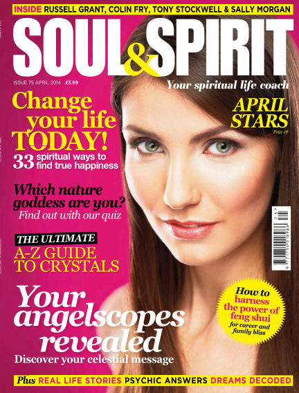 Soul & Spirit April 01, 2014 00:00