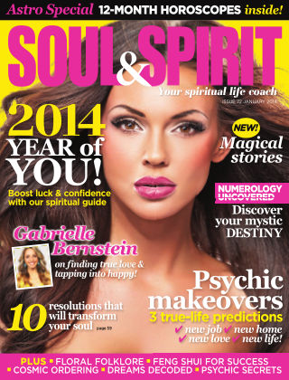 Soul & Spirit Issue 72