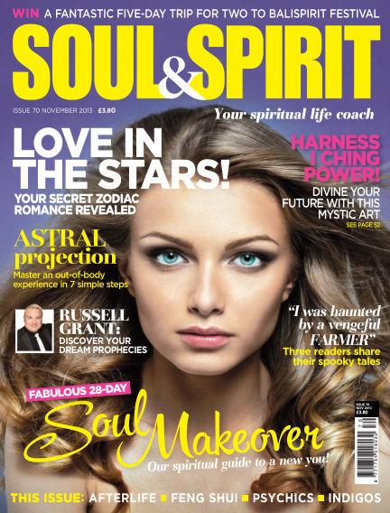 Soul & Spirit November 01, 2013 00:00