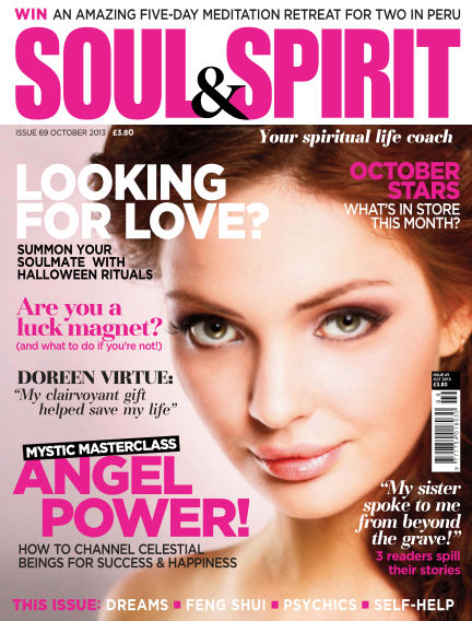 Soul & Spirit October 01, 2013 00:00
