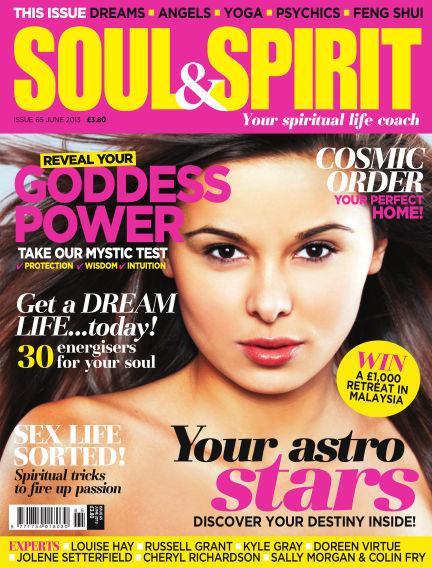 Soul & Spirit June 01, 2013 00:00