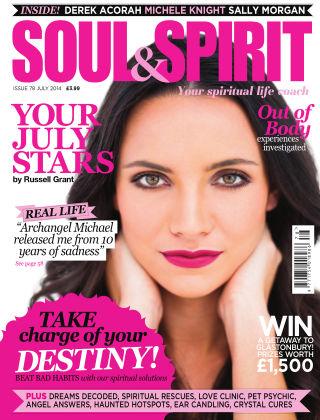 Soul & Spirit July 2014