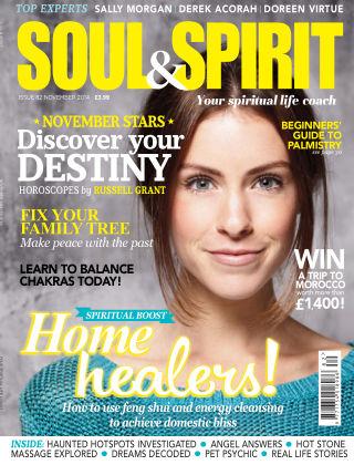 Soul & Spirit November 2014