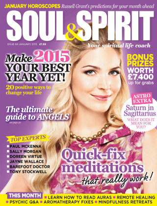 Soul & Spirit January 2015