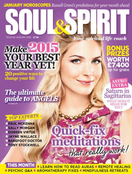 Soul & Spirit December 19, 2014 00:00