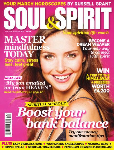 Soul & Spirit February 20, 2015 00:00