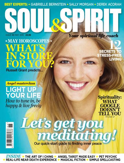 Soul & Spirit April 17, 2015 00:00