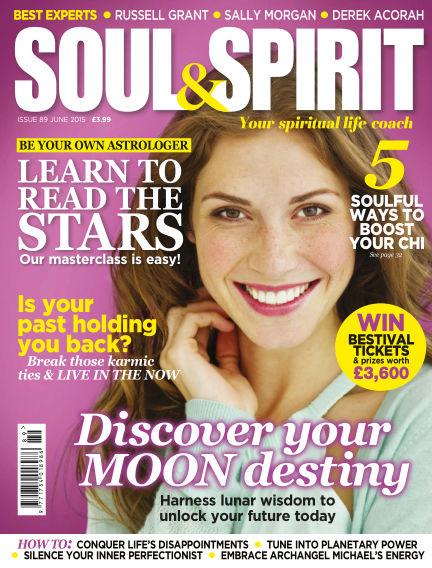 Soul & Spirit May 15, 2015 00:00