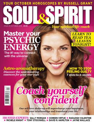 Soul & Spirit October 2015