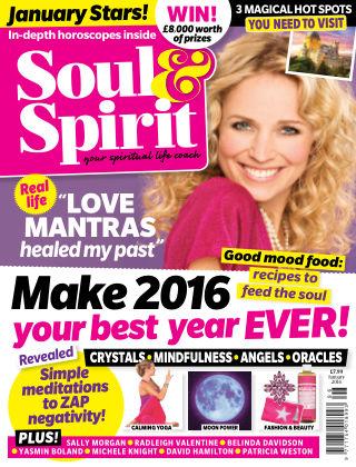 Soul & Spirit Jan Special 2016