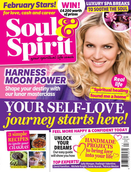 Soul & Spirit January 22, 2016 00:00