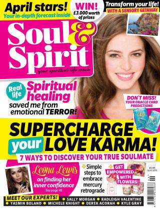 Soul & Spirit April 2016