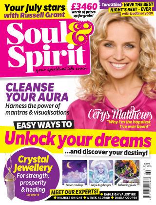 Soul & Spirit July 2016