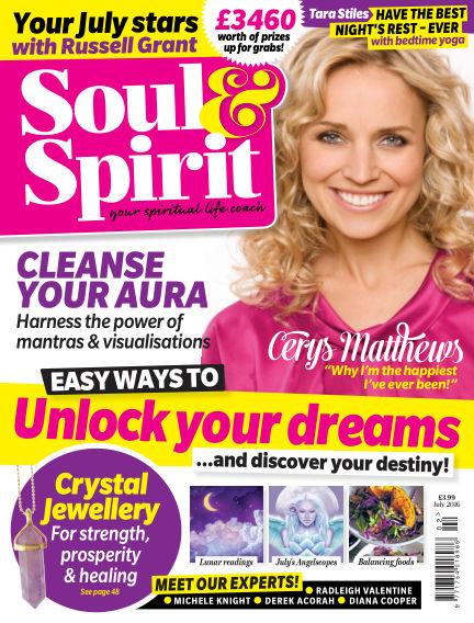 Soul & Spirit June 17, 2016 00:00