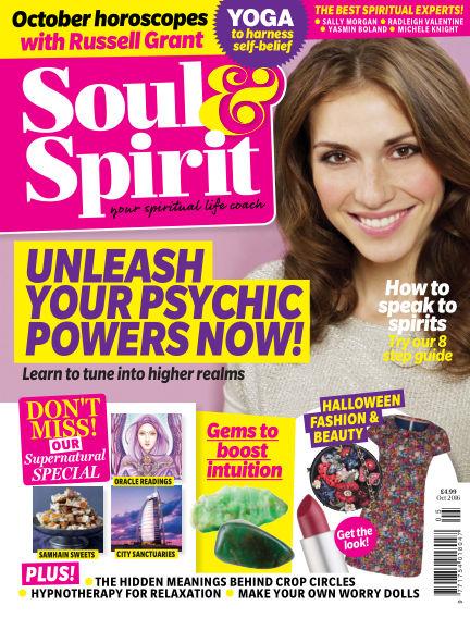 Soul & Spirit September 16, 2016 00:00
