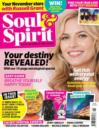 Soul & Spirit November 2016
