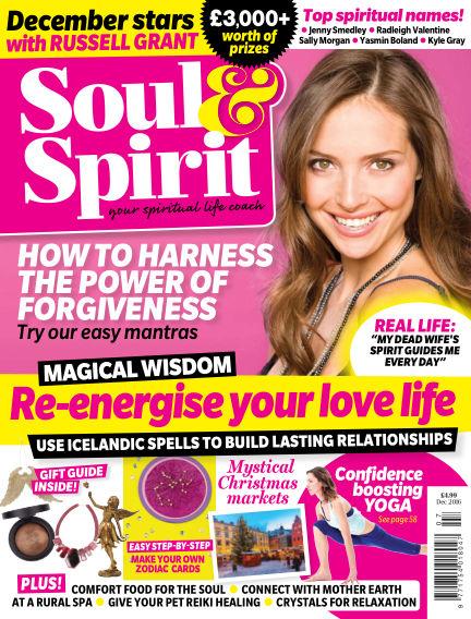 Soul & Spirit November 18, 2016 00:00