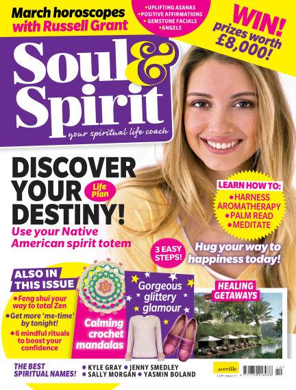 Soul & Spirit February 17, 2017 00:00