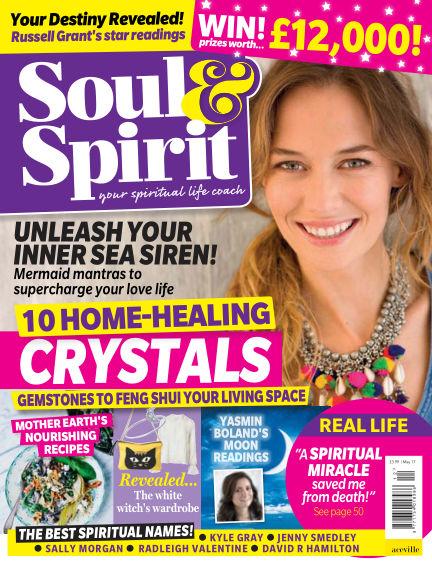 Soul & Spirit April 21, 2017 00:00